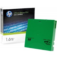 קלטת גיבוי HP LTO4 Ultrium 1.6 TB RW Data Cartridge C7974A