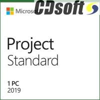 Microsoft Project Standard ALNG LicSAPk MVL SAL 076-04015