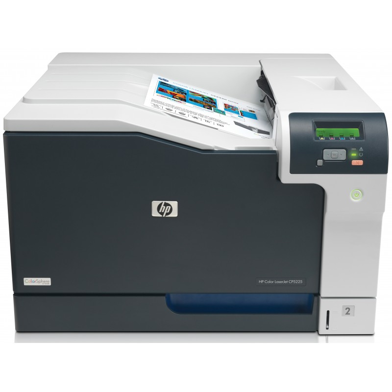 מעולה  מדפסת לייזר צבעונית HP Color LaserJet Pro CP5225N CE711A | מחיר RQ-93