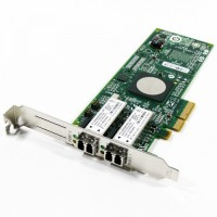 HP FC1242SR 4Gb 2-port PCIe Fibre Channel Host Bus Adapter AE312A