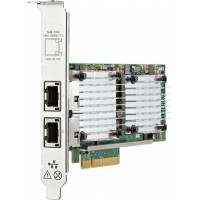 כרטיס רשת לשרת HP Ethernet 10Gb 2P 530T With Adapter 656596-B21