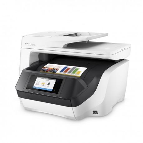 מדפסת הזרקת דיו עסקית HP OfficeJet Pro 7740 Wide Format A3 G5J38A