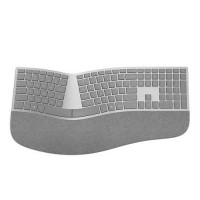 מקלדת ארגונומית Microsoft Surface Ergonomic Keyboard Bluetooth Gray 3SQ-00008