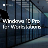 Windows 10 Pro for Workstations 32BIT English HZV-00016