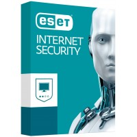 חבילת אבטחה למחשב Eset Internet Security For 3 Computers 1 Year