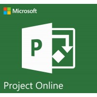 Microsoft Project Online Professional Corporate 1 Month