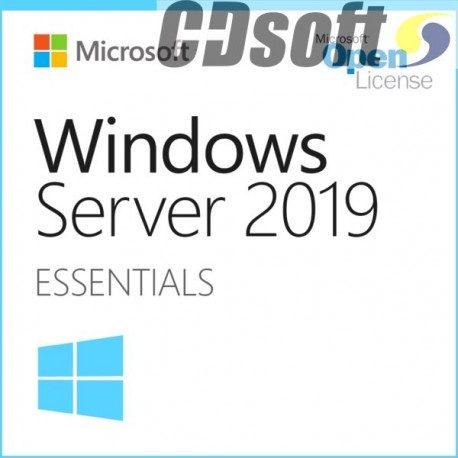 Windows Server Essentials LicSAPk OLP NL G3S-00544