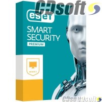 ESET Smart Security Premium For 1 Computer 1 Year