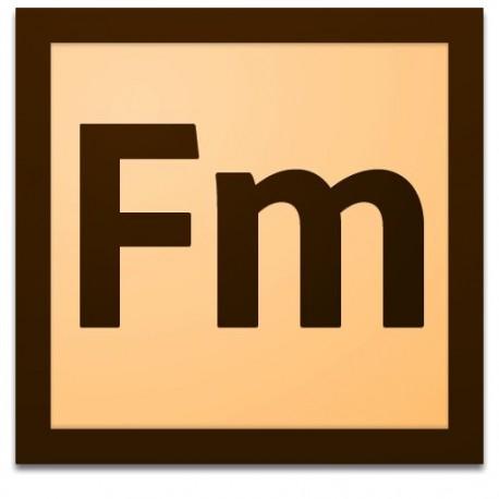 Adobe FrameMaker Full License 65275829AD01A00