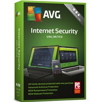 AVG Internet Security License For 6 Computers