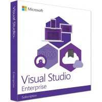 Visual Studio Enteprise 1 User Per Month SPLA NL7-00024