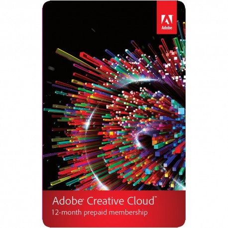 Adobe Creative Cloud For Team Complete 1 Year Gov 65297752BC01A12