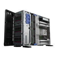 שרת HP ProLiant ML350 G10 Xeon Silver 4110 16GB Memory 877625-B21