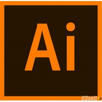 Adobe Illustrator CC for teams Full License 1 Year Education 65272376BB01A12