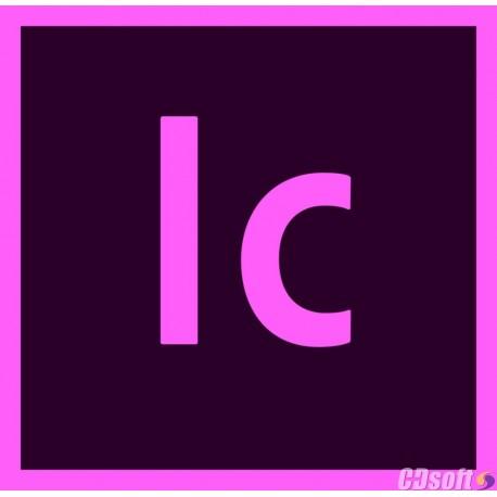 Adobe InCopy CC for teams Renewal License 1 Year Gov 65297675BC01A12