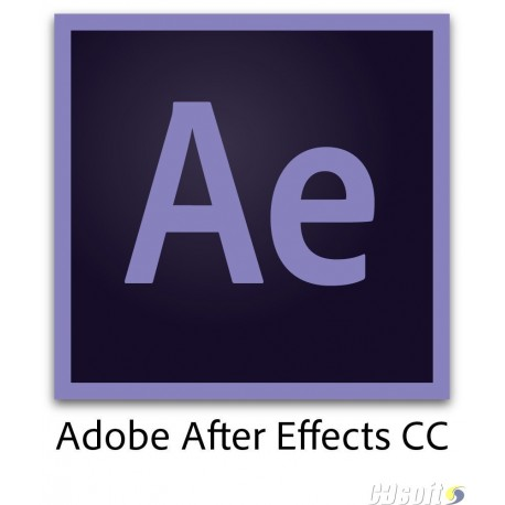 Adobe After Effects CC Renewal License 1 Year Education 65272505BB01A12