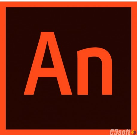 Adobe Animate CC Full License Gov 65270422BC01A12
