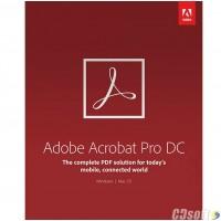 Adobe Acrobat Professional DC 1 Year Gov 65297934BC01A12
