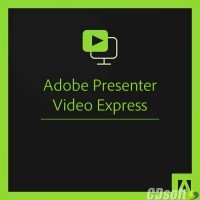 Adobe Presenter Licensed 11 Full License 65287236AD01A00