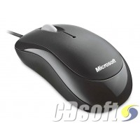 Basic Optical Mouse PS2 /USB for Business 4YH-00007