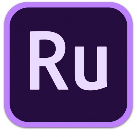 Adobe Premiere RUSH for teams 1 Year Renewal License 65297642BA01A12