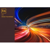 Adobe FrameMaker 2019 Full License Education 65292763AE01A00