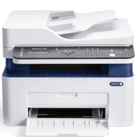 מדפסת לייזר משולבת Xerox Work Center 3025NI 3025V_NI