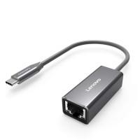 מתאם Lenovo USB-C to Ethernet Adapter 4X90S91831