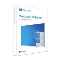 Microsoft Windows 10 Home FPP 32-bit/64-bit Hebrew Retail Box USB HAJ-00062