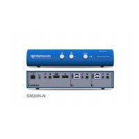 קופסת מיתוג High Sec Labs SM20N-N 2-Port KM switch CPN11415