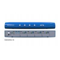 קופסת מיתוג High Sec Labs SM40NU-N 4-Port KM switch CPN11430