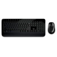 מקלדת אלחוטית Microsoft Wireless Desktop 2000 USB Port Hebrew-English-Russian M7J-00040