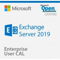 Microsoft Exchange Enterprise CAL 2019 OLP NL Gov User CAL Without Services PGI-00895