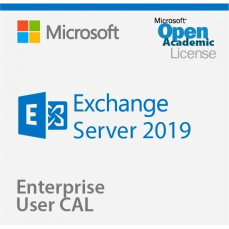 Exchange Enterprise CAL OLP NL Academic User CAL PGI-00658