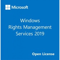 Microsoft Windows Rights Management Services CAL 2019 OLP NL Gov Device CAL T98-02918