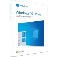 Microsoft Windows 10 Home FPP 32-bit/64-bit English Retail Box USB HAJ-00054