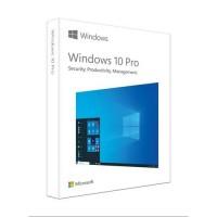 Microsoft Windows 10 Pro FPP 32/64-bit Hebrew Retail Box USB HAV-00093