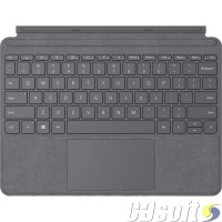 מקלדת סרפס גו Microsoft Surface Go Signature Type Cover Hebrew charcoal KCT-00101