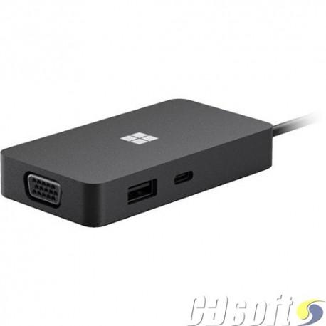 מתאם Microsoft Surface USB-C travel hub 1E4-00001