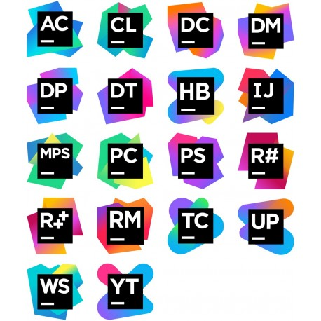 Jetbrains All Products Pack for organizations 1 Year license