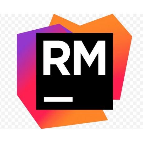 Jetbrains RubyMine for organizations 1 Year license