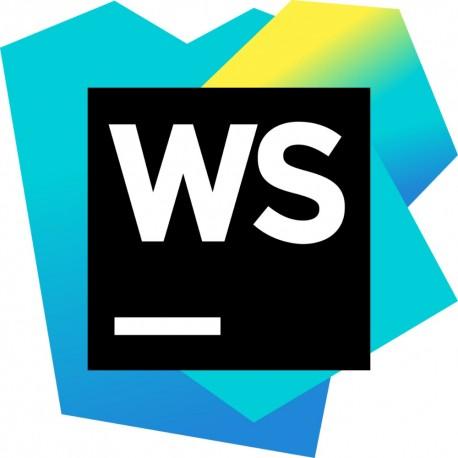Jetbrains WebStorm for organizations 1 Year license