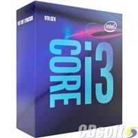 מעבד Intel Core i3-9100 Processor 3.6 GHz 4-Core Box BX80684I39100