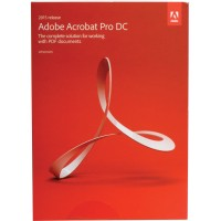 Adobe Acrobat Standard DC Full License Gov 65280438AF01A00
