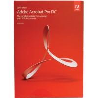 Adobe Acrobat Standard DC Full License Gov ME 65258481AF01A00