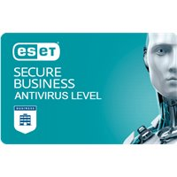 ESET Secure Business Antivirus Level For 5 Users 1 Year