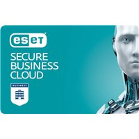 ESET Secure Business Cloud For 50 Users 1 Year