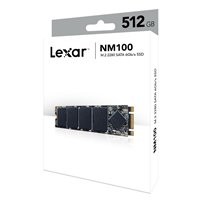 דיסק קשיח Lexar SSD LNM100 512GB m.2 Sata LNM100-512RB
