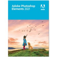 Adobe Photoshop Elements 2021 Full License Education 65298817AE01A00