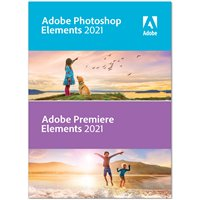 Adobe Photoshop And Premiere Elements 2021 Full License 65298866AD01A00